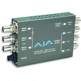 AJA D10C Serial Digital to Analog Video Converter