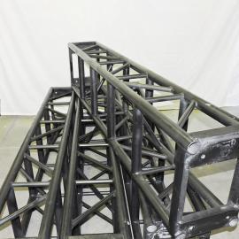 James Thomas Engineering Truss Box 12x18 x 7ft.