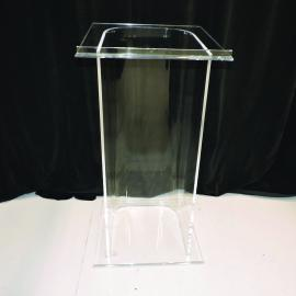 LECTERN FORBES LUCITE SQUARE 5005