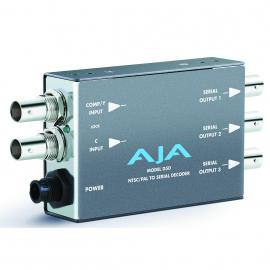 AJA D5D Composite to SDI Converter
