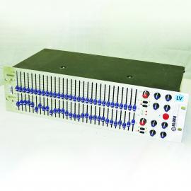 Klark Teknik DN370 Dual Channel Graphic Equalizer