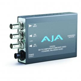 AJA HD10CEA SD/HD-SDI to Analog Audio/Video Converter
