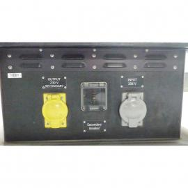 LEX MEPDIS DB30NF Step-Up Transformer 208V>232V 30A L21-30