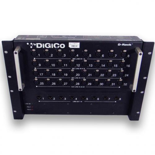 Digico D-Rack 32/8