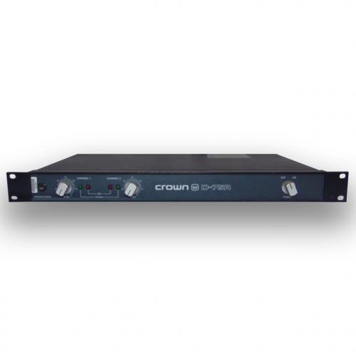 Crown D75A Amplifier