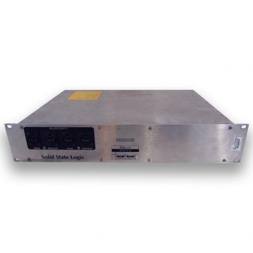 SSL Live Blacklight II  / Madi Concentrator