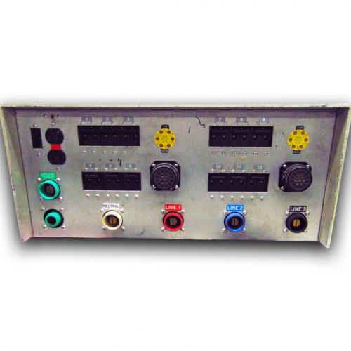 ACPD 208v 24-way Power Distro