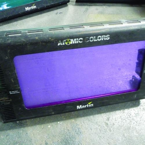 Martin Atomic Colors Scroller