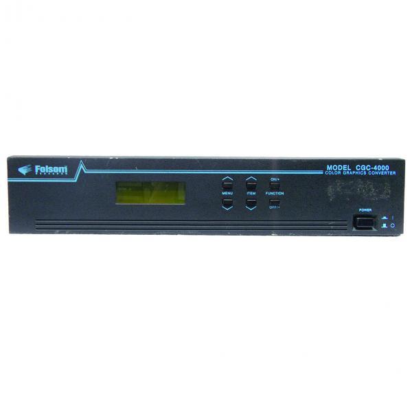 Folsom CGC-4000 Scan Converter