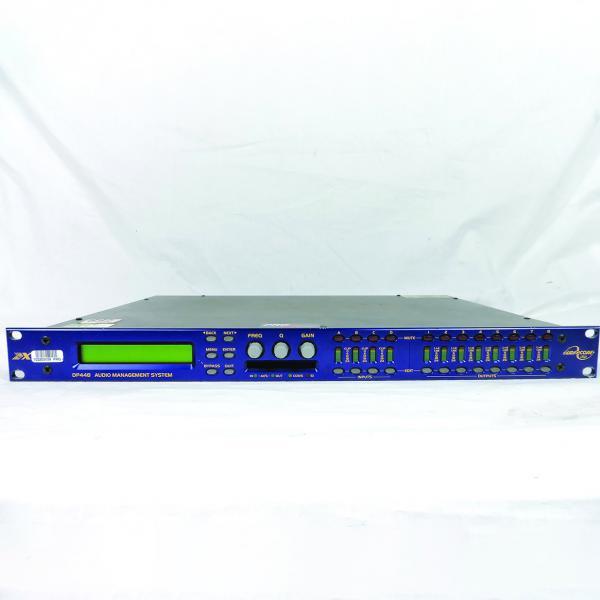 XTA DP428 Platform DP448 - 4 In 8 Out DSP