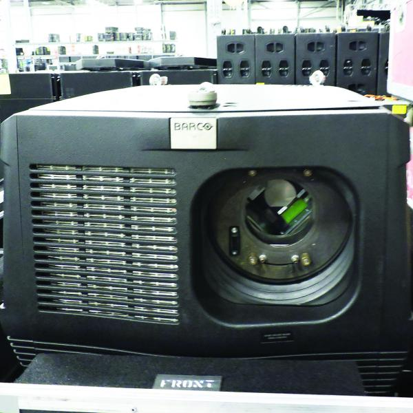 Barco HDF-W30 Flex Video Projector