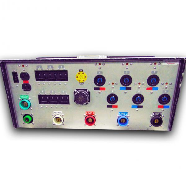 ACPD 208v Power Distro