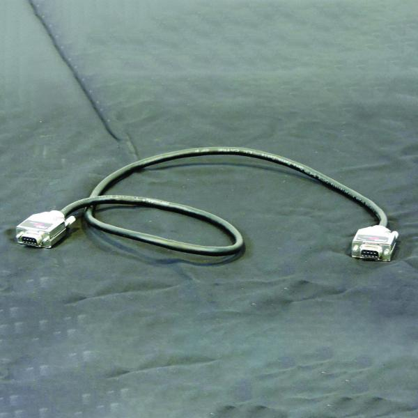 Riedel Communications DB9 Remote Control Cable F-F 2