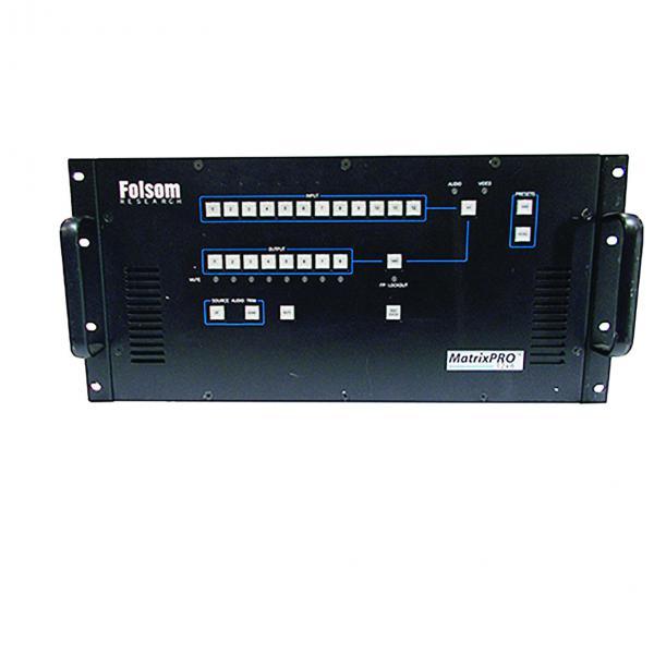 Folsom MatrixPro 12×8 Switcher