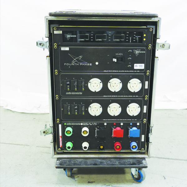 Motion Laboratories 208v 24 Way Power Distro