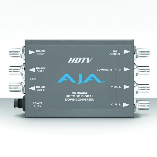AJA HD10MD3 HD to SD Digital Down Converter