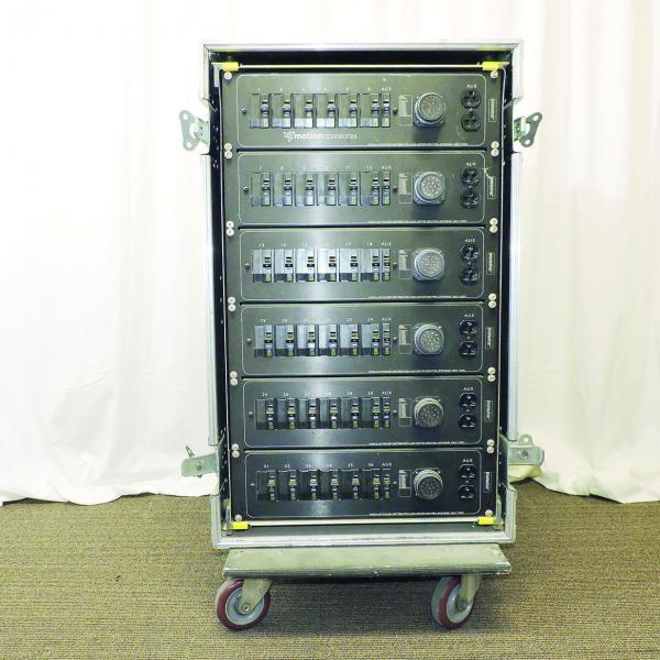 Motion Laboratories 200A 208v Power Distro