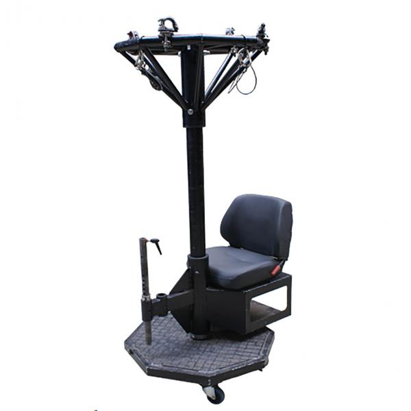 Thomas Rotating Truss Chair