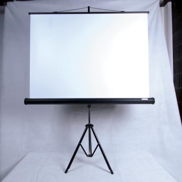 Sahara Tripod Screen Square Format 1200 x 1200mm