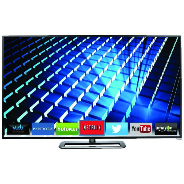 """Vizio M602i-B3 Smart 1080p LED TV 60"""""""