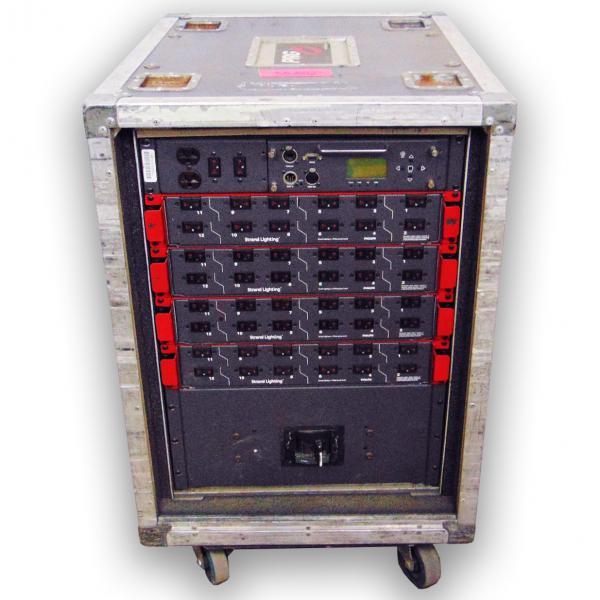 Strand 400A Power Distro 120V 20A x48
