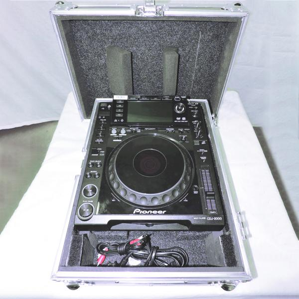 Pioneer CDJ2000 Portable Player